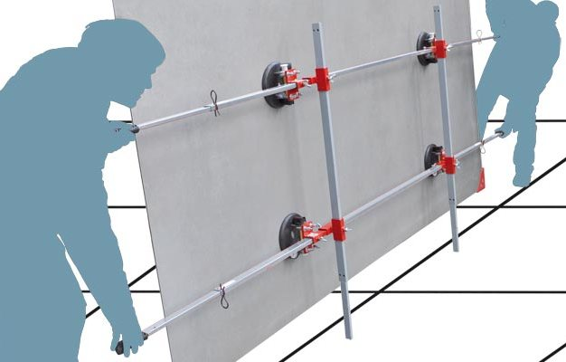 Оборудование для работы с крупноформатной плиткой MONTOLIT