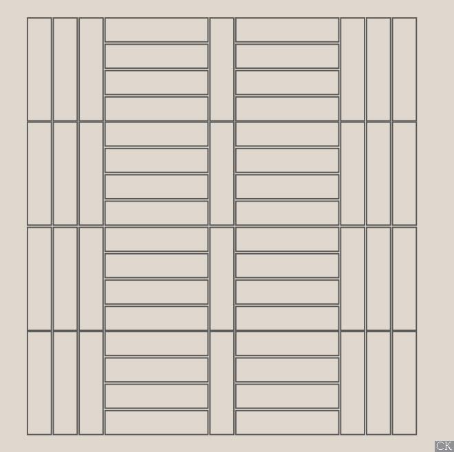 Варианты укладки плитки под кирпич в помещении