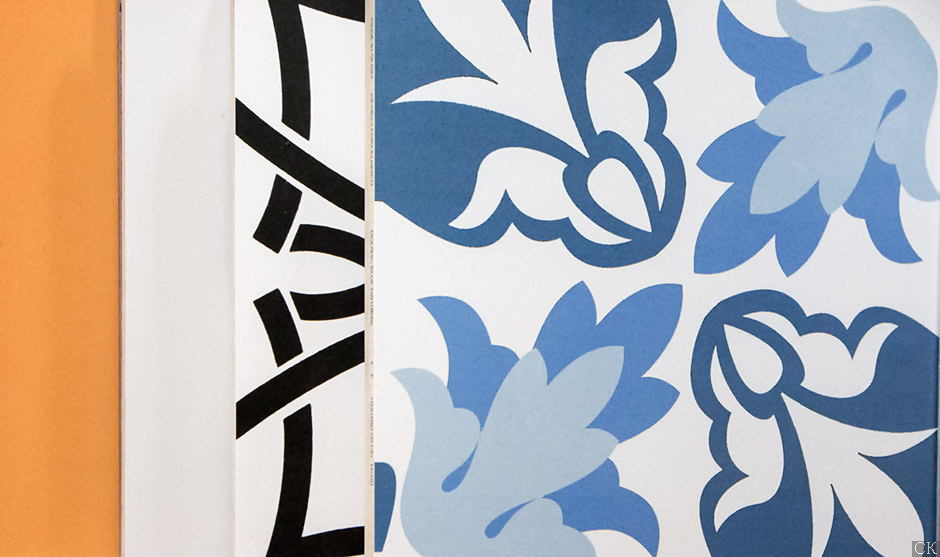 Модные новинки плитки в магазине Санта-Керамика на Нахимовском проспекте