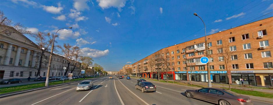 Магазин плитки на Фрунзенской