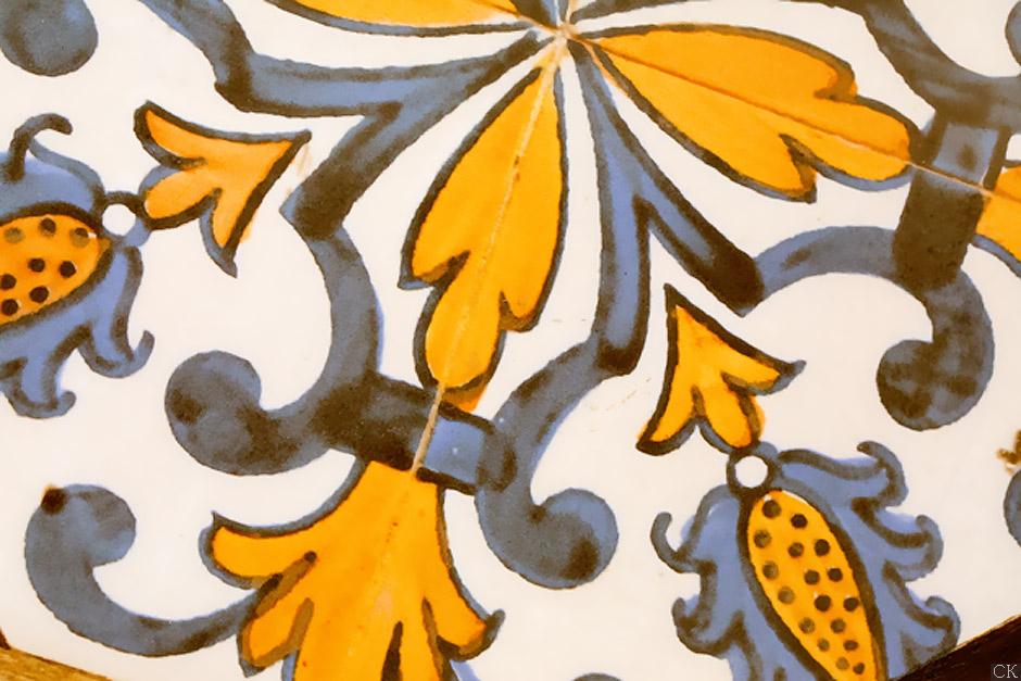 Образец плитки в магазине на Нахимовском Проспекте