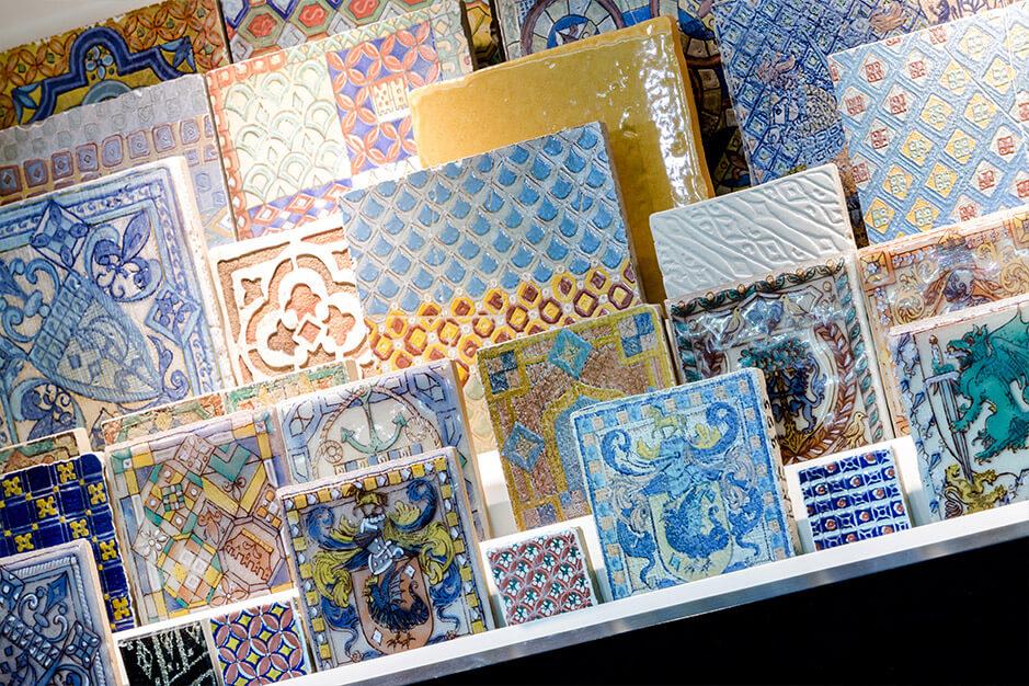Самый большой выбор плитки в Моске: ректифицированной, с кривыми краями, состаренной поверхностью, матовой, глянцевой, сатинированной и полированной