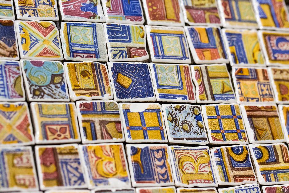 Мозаика Керав в магазине плитки Санта-Керамика