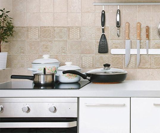 Керамическая плитка для кухни в стиле прованс, 10х10 см