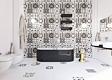 Интерьер Sant Agostino PATCHWORK BLACK&WHITE