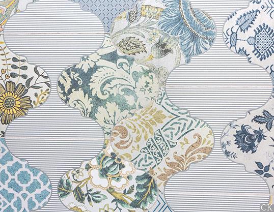 Плитка арабески в стиле прованс, новинка 2018