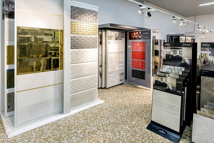 Магазин плитки Санта-Керамика Синдика А604