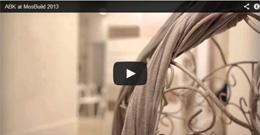 Видео с выставки MosBuild 2013