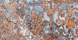 Aparici Carpet - винтажная коллекция напольного керамогранита с рисунком