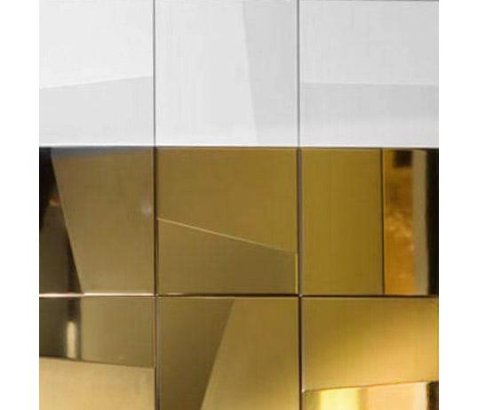 Необычная белая плитка 20х20 см для ванной