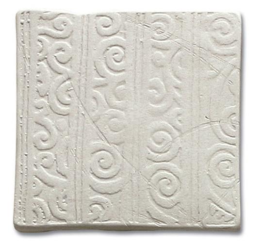 Белая плитка 10 на 10