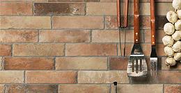 Natucer Boston Brick – универсальная плитка под кирпич!
