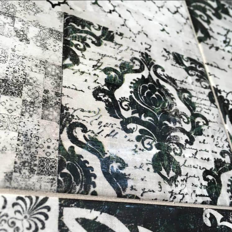 Изысканная плитка в стиле ардеко, новинка Mainzu