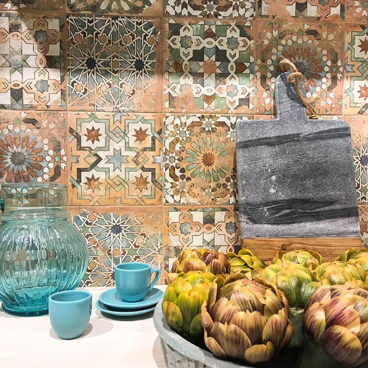 Mainzu Forli – плитка в средиземноморском стиле для мечтателей