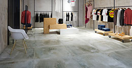 Керамогранит Mixing Aparici – новая коллекция плитки под цемент