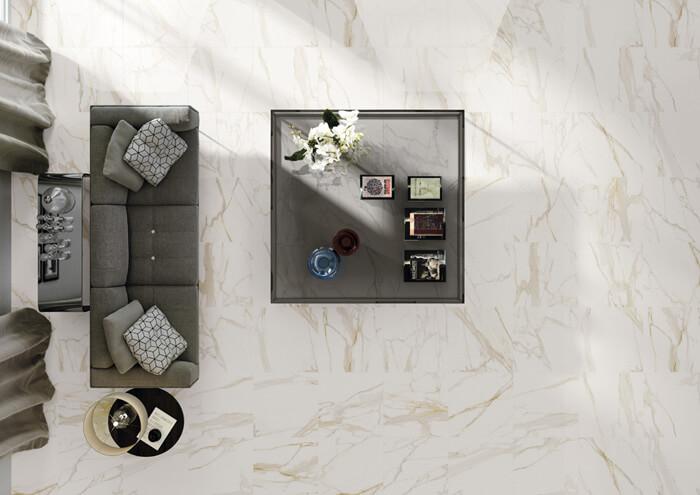 Italon  Charme Evo Floor Project – новая коллекция керамогранита под мрамор