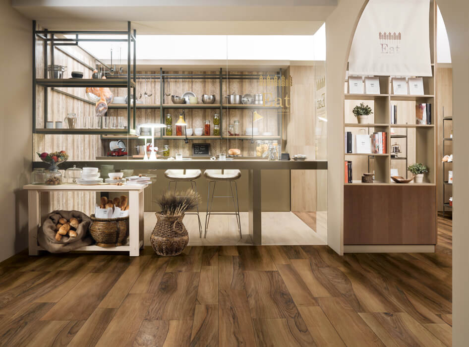 Italon Maison – новая коллекция российской плитки под дерево