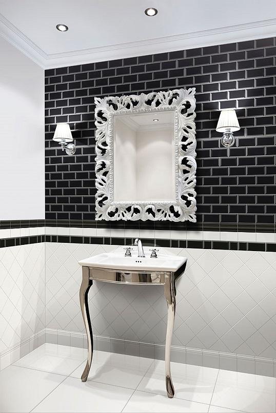 Коллекция в стиле викторианской классики для ванной