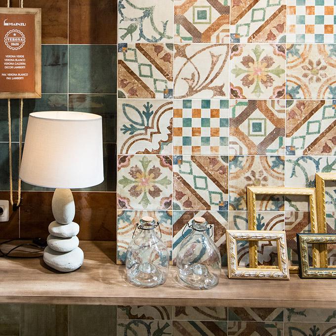 Плитка Mainzu Verona – новая коллекция плитки patchwork