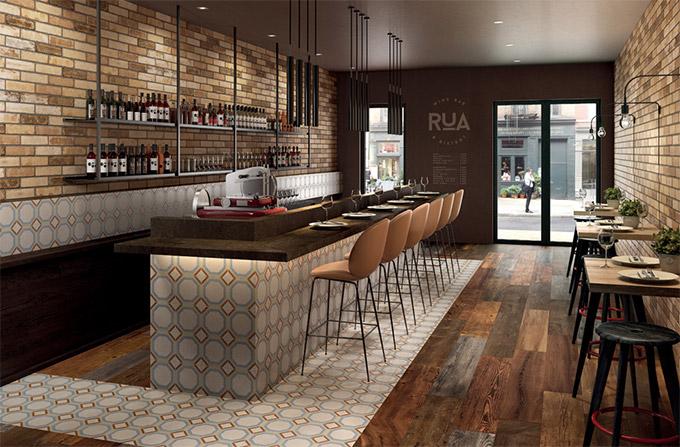 Новая коллекция плитки под кирпич - Bricklane Marca Corona