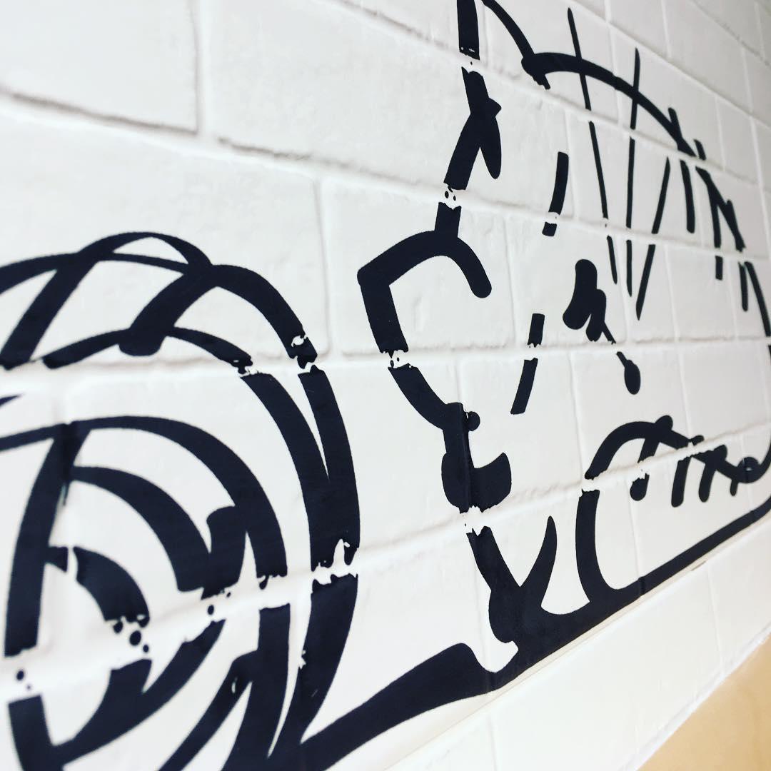 Марлонские коты ищут хозяев! Первая плитка под кирпич с котиками – Marlon Vives