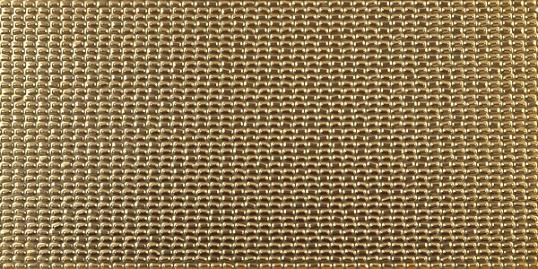 Металлизированная плитка с тканевым тиснением для стен