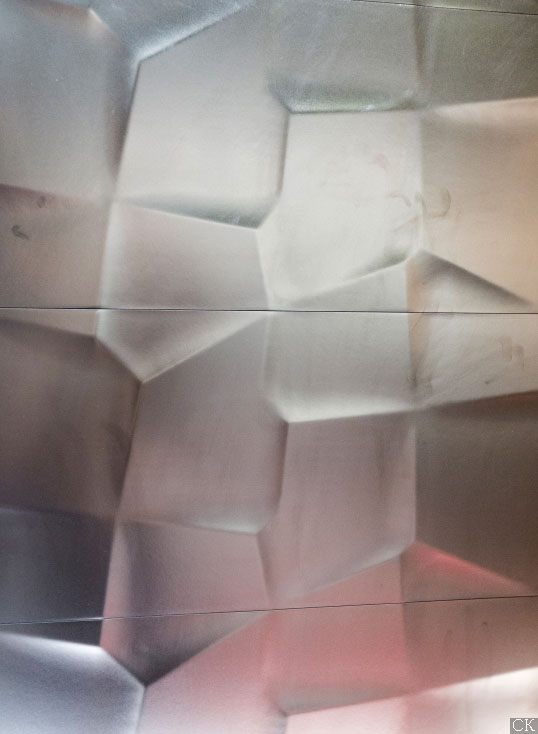Металлизированная плитка для стен ванной и кухни