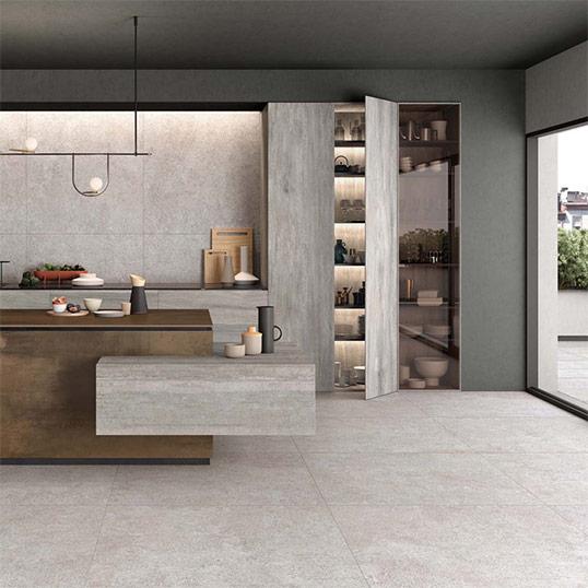 Итальянский керамогранит для кухни