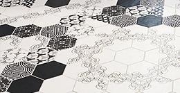 Плитка Natucer Modeli – завораживающие сочетания калейдоскопических узоров