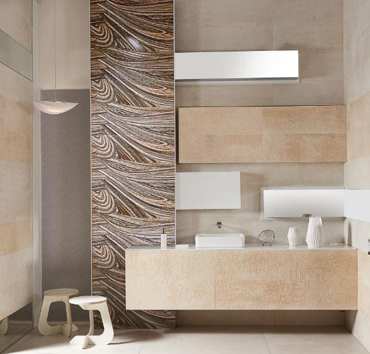 Новая коллекция плитки для ванной в скандинавском стиле