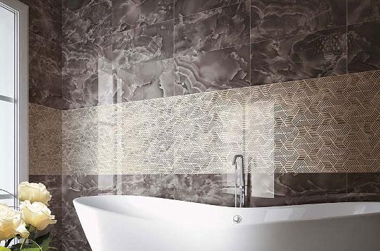 Новая коллекция плитки для ванной 2016