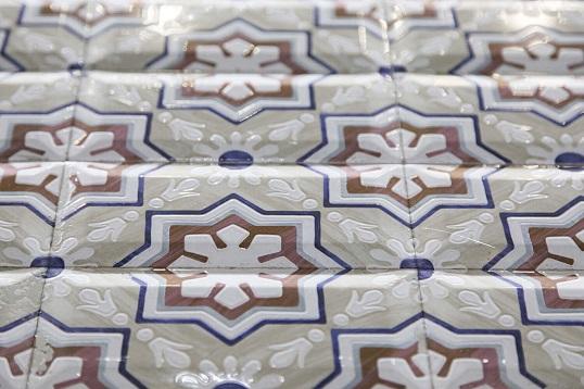 Новая коллекция плитки кабанчик со средиземноморскими орнаментами
