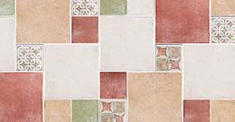 Новинка Alta Pietra di Volta – очаровательная разноцветная плитка 10х10 и 20х20