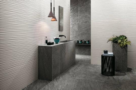 Новая плитка с эффектным 3D дизайном для стен