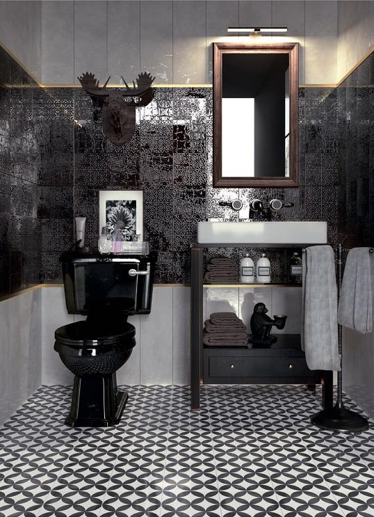 Новая коллекция 2016 для ванной с ажурным эффектом