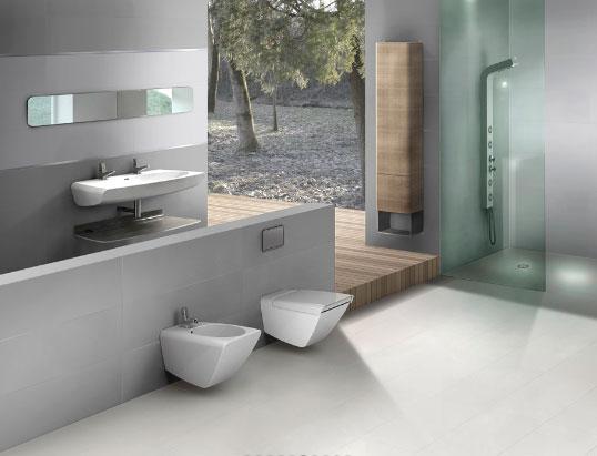 Скандинавская плитка для ванной