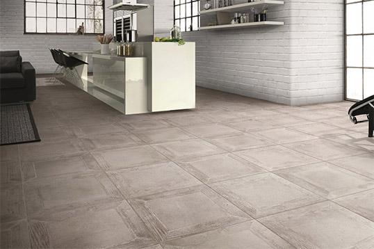 Дизайнерская напольная плитка под бетон