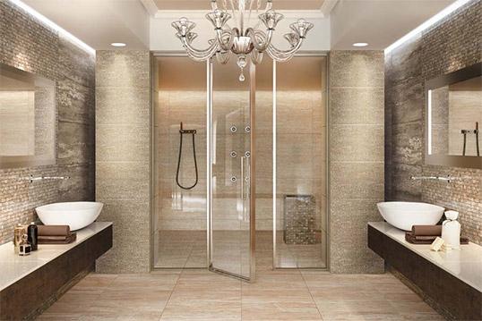 Плитка под мрамор для ванной, новинка 2015