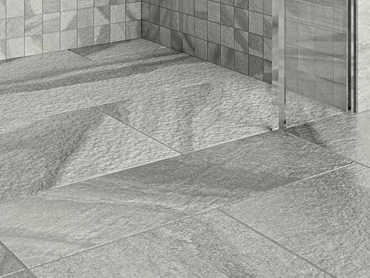 Противоскользящая плитка под природный камень, Россия