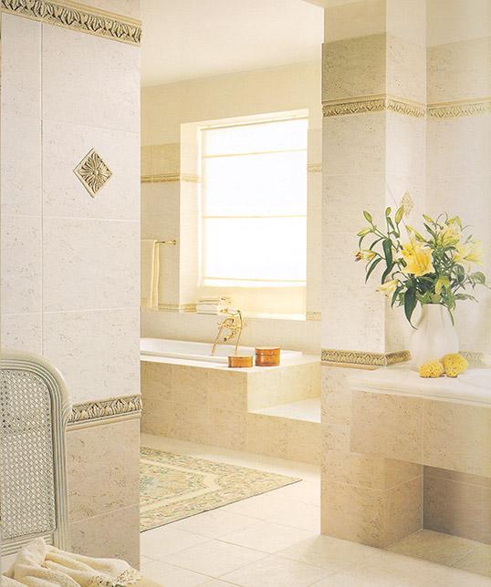 Распродажа классической плитки для туалета