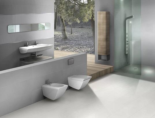 Современная плитка плитка серого цвета для ванной