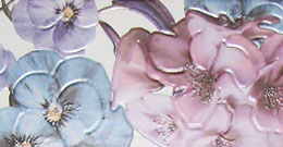 Argenta Versalles – испанская плитка с большими цветами