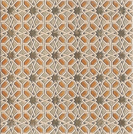Восточная плитка для пола под марокканскую мозаику
